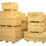 Обешетка и упаковка грузов